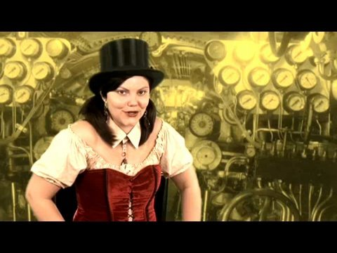 How to Make Steam Punk Gloves, Threadbanger