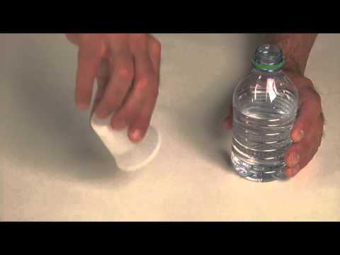 FrogTape Multi-Surface Painting Tape - PaintBlock® Demonstration - The Home Depot