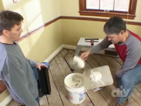 Ceiling Skim-Coat Tips-DIY