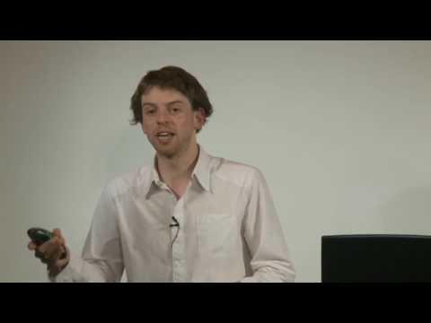 TEDxSheffield - Jonny Douglas - 09/16/09
