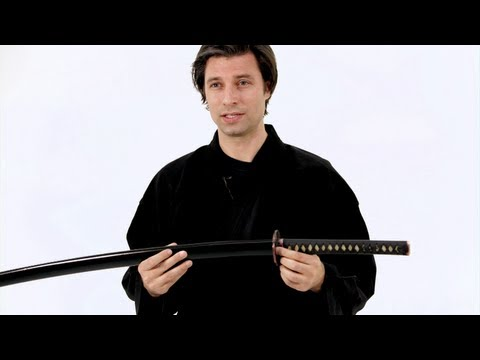 Different Types of Swords | Katana Sword Fighting