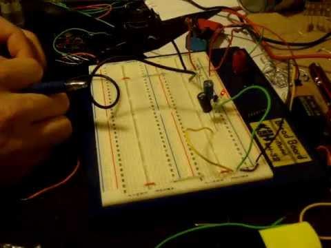 How to make a flashing LED (LED flasher)