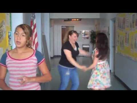 Deaf Elementary Teachers Dance Dare