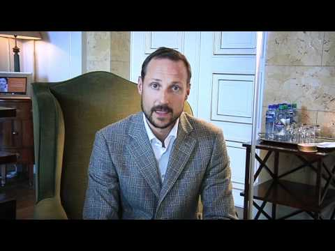 Mexico 2012 - Crown Prince Haakon of Norway