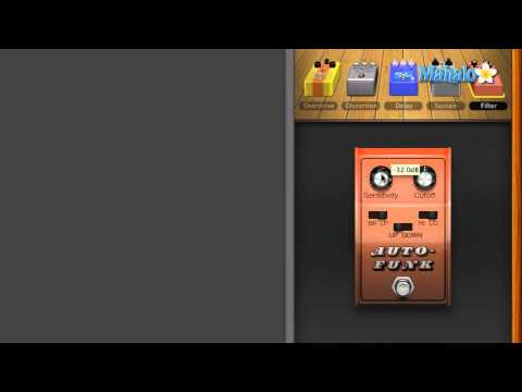 Learn GarageBand in 30 Days: Auto-Wah Pedal