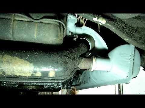 Volkswagen Beetle Muffler Replacement