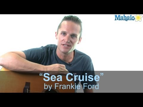 "How to Play ""Sea Cruise"" by Frankie Ford on Guitar (Practice Cover)"
