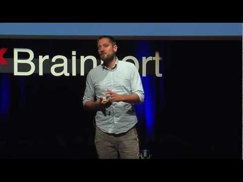 TEDxBrainport 2012 - Arne Hendriks - The incredible shrinking man
