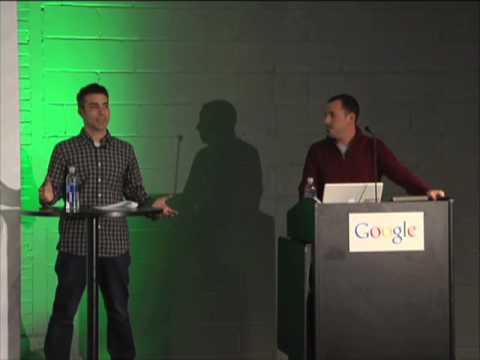Authors@Google: Matt Lewis & Renato Poliafito