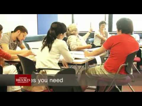 Studying Law at Oxford Brookes University: Spanish translation