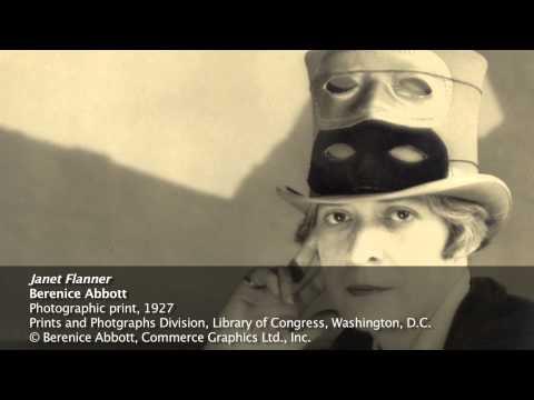 Hide/Seek: Portraits of Djuna Barnes and Janet Flanner