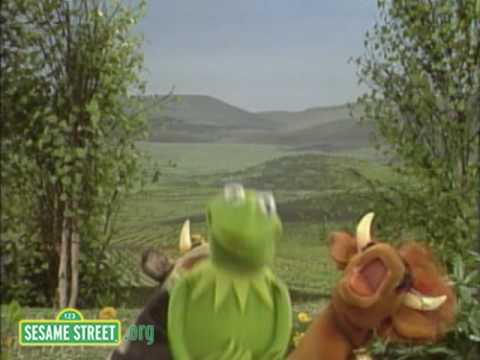 Sesame Street: Do-op Hop With Kermit