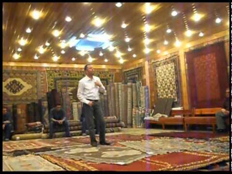 Turkish Carpet Sales Pitch