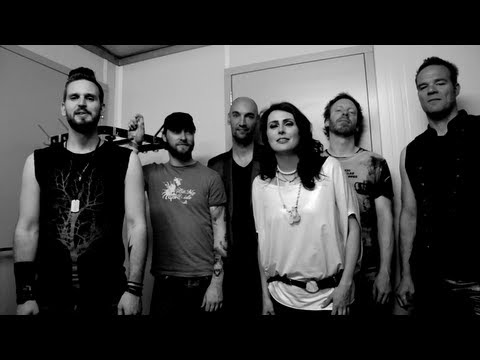 Within Temptation dedicate 'Faster' to André