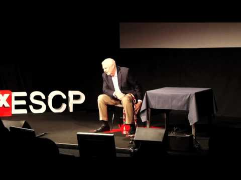 TEDxESCP - Bob Davids: The rarest commodity is leadership without ego