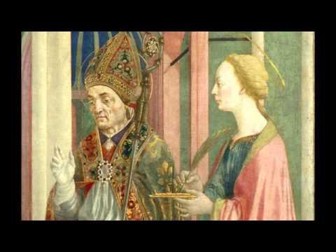 Veneziano, Saint Lucy Altarpiece, 1445-47