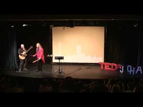 TEDxJohannesburg - Steve Barnett - 11/15/09