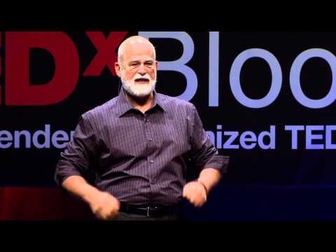 """TEDxBloomington -- Stephen Hayes -- """"Wisdom Plays to our Attention"""""""