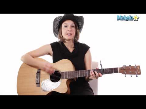 """How to Play """"Falling For You"""" by Colbie Caillat on Guitar"""