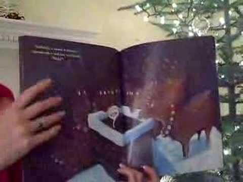 Santa's Stuck   Children's Book Review by Cullen's Abc's