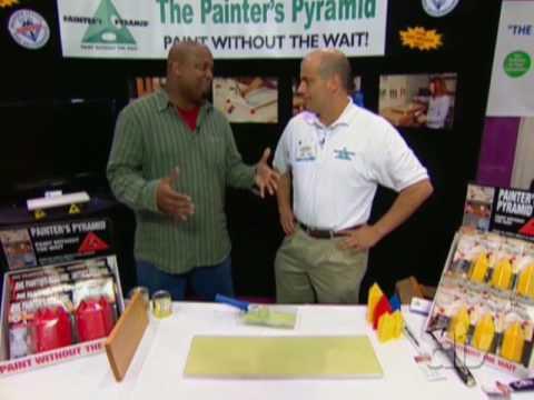 Painter's Pyramid-DIY