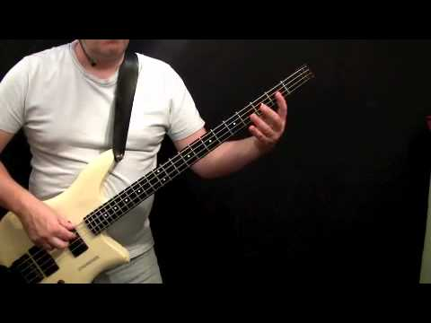 How To Play Bass Guitar - Good TImes - Chic - Bernard Edwards