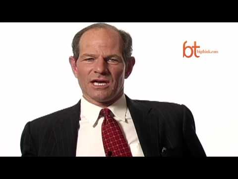 Eliot Spitzer Talks Love and Redemption