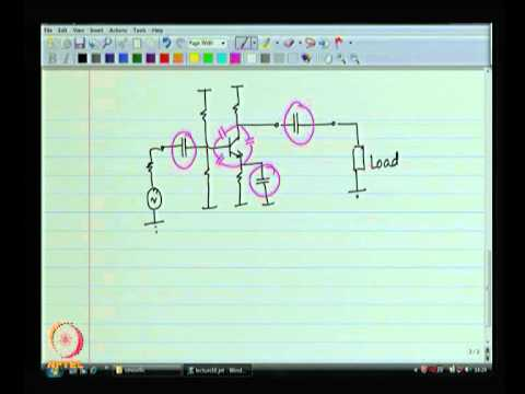 Mod-06 Lec-16 Bandwidth estimation using short circuit