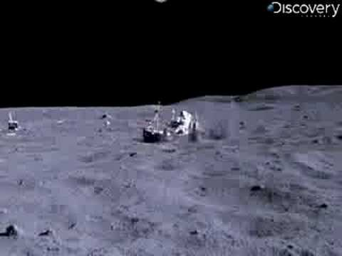 Classic NASA Film - Apollo 16