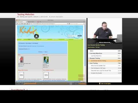 Web Design: Browser Testing