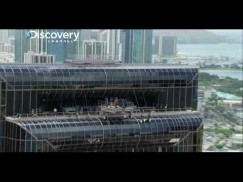 Dirty Jobs - High-Rise Window Washer - Mike On The Edge