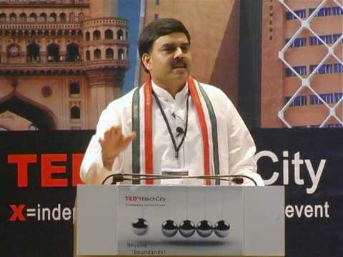 TEDxHitechCity - Nadendla Manohar - Improving the Interface Between Government and Individual