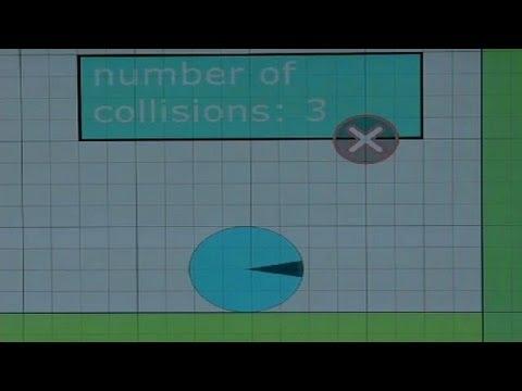 Pi Balls Simulation (extra footage)