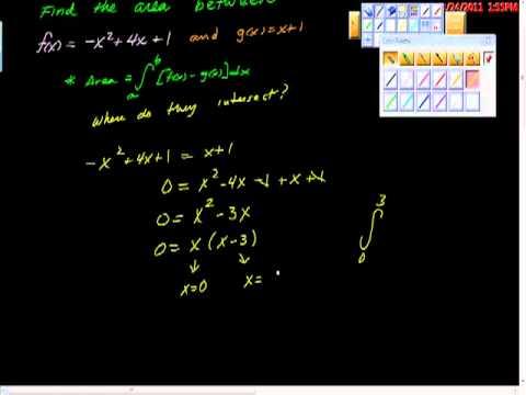 Applications of Integration Part Four AP Calculus AB