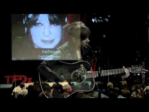 "TEDxYouth@Columbus- Elise Hofman- ""Youth and the local music scene""- 11/10/11"