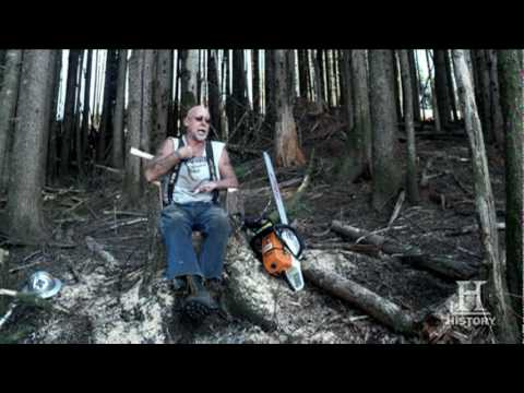 Ax Men - Logger's Day Off