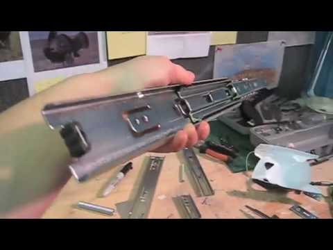 Quick-Draw Sleeve Gun : BFX : Build
