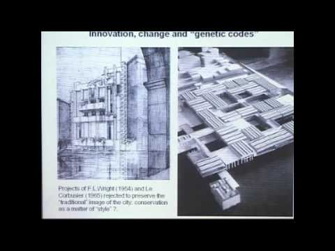 New Design in Heritage Settings - Angus Millar Lecture 2008