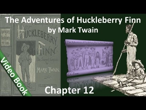 Chapter 12 - The Adventures of Huckleberry Finn by Mark Twain