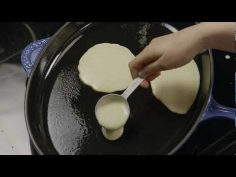 How to Make Fluffy Pancakes