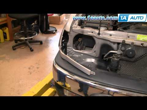 How to Install Replace Headlight and Bulb Toyota 4Runner 99-02 1AAuto.com