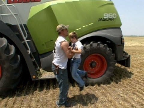 Harvest: Martin Family Visit