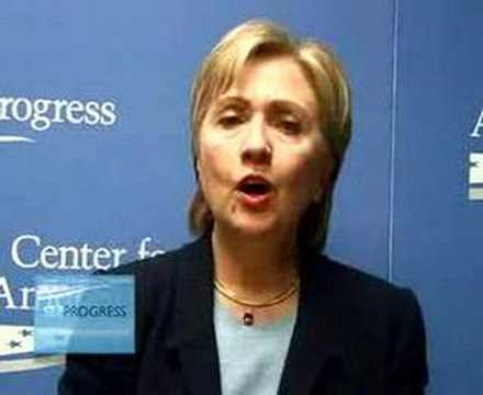 SEEPROGRESS Exclusive: Sen. Clinton on Walter Reed Scandal