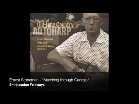 "Ernest Stoneman - ""Marching through Georgia"""