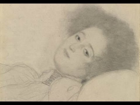 The Magic of Line: Gustav Klimt's Artistic Process