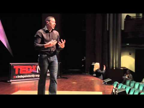 TEDxNASA - Frans Johansson - The Future is Diverse and Unexpected