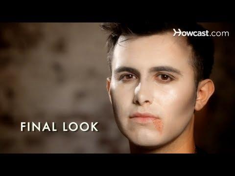 Halloween Makeup Tutorial: Vampire Makeup / Contouring and Highlighting