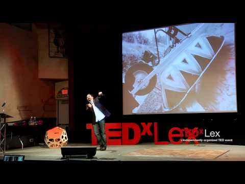 TEDxLex - Jose Castillo - The Man with the Wheelbarrow