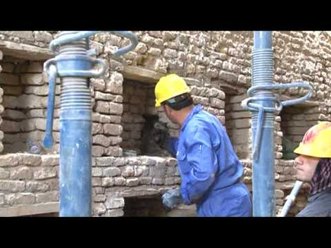 Development opportunities to save the Erbil Citadel