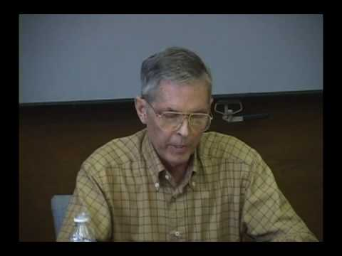 Dr. Terry G. Jordan-Bychkov - My Kind of Geography - Part 4 of 11